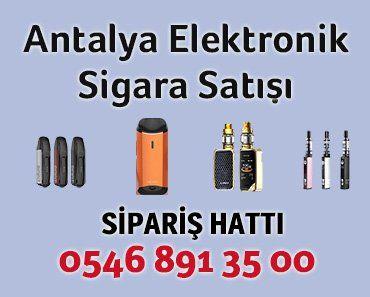 antalya elektronik sigara