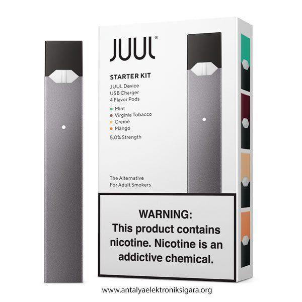 Juul Pod Elektronik Sigara Antalyada satışı var mı