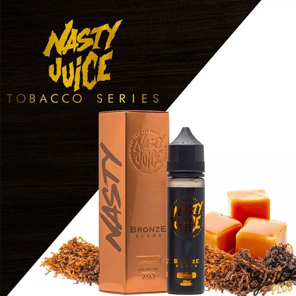 Tobacco Bronze Blend Likit Antalya tütün ve karamelli