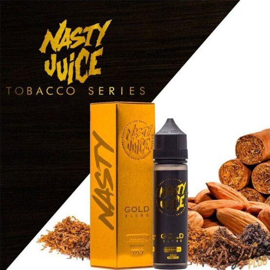 Tobacco Gold Blend Likit Antalya badem ve tütün aromalı